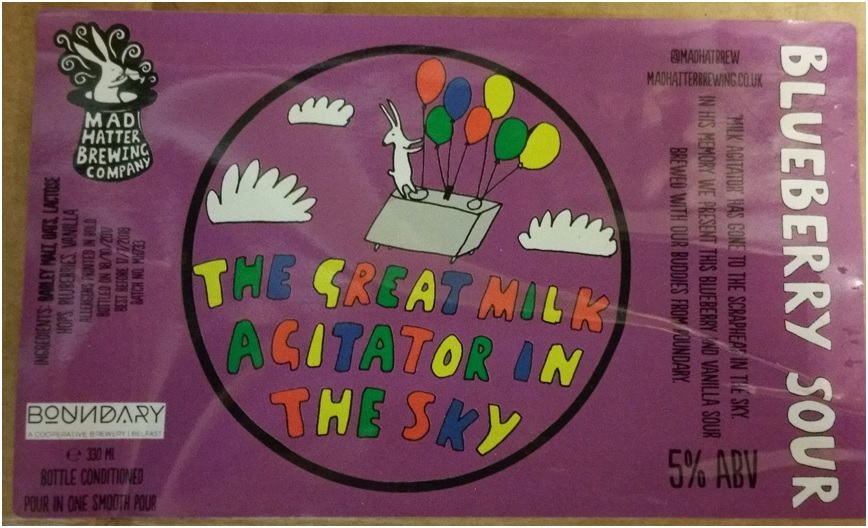 MilkAgitator